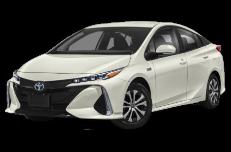 New 2020 Toyota Prius Prime Exterior