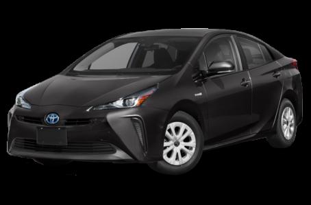 New 2020 Toyota Prius Exterior