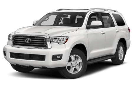 New 2020 Toyota Sequoia Exterior