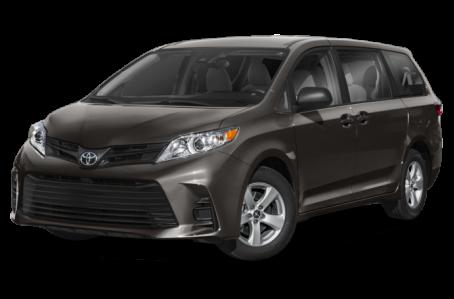 New 2020 Toyota Sienna Exterior