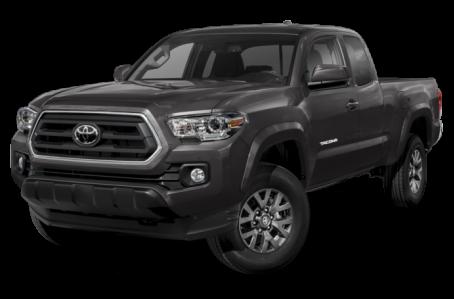 New 2020 Toyota Tacoma Exterior
