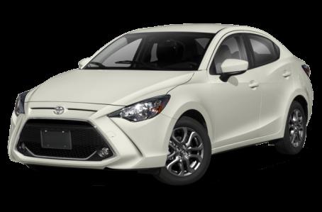 New 2020 Toyota Yaris Sedan Exterior