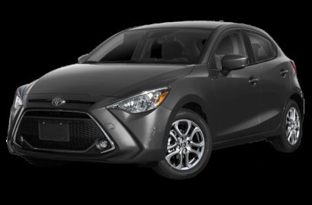 New 2020 Toyota Yaris Exterior