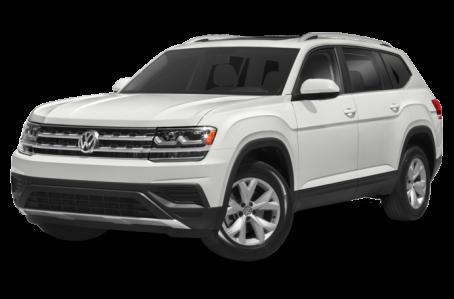 New 2020 Volkswagen Atlas Exterior