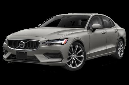New 2020 Volvo S60 Exterior