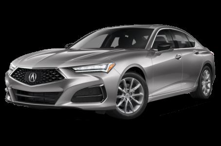 New 2021 Acura TLX Exterior