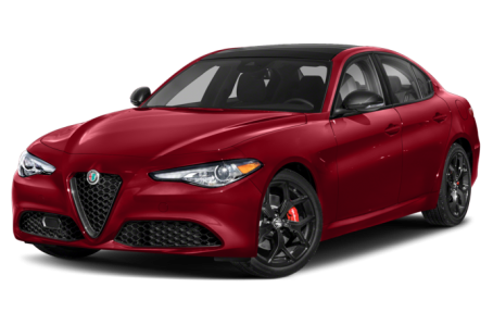 New 2021 Alfa Romeo Giulia Exterior