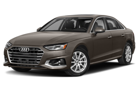 Picture of the 2021 Audi A4