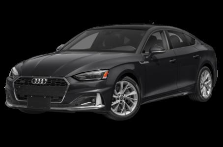 New 2021 Audi A5 Exterior