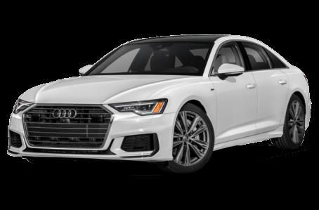 New 2021 Audi A6 Exterior