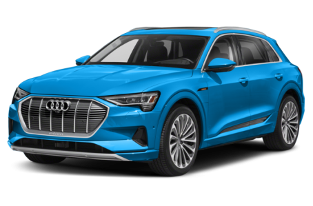 New 2021 Audi e-tron Exterior