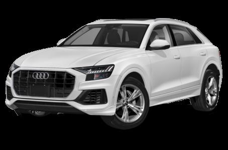 New 2021 Audi Q8 Exterior