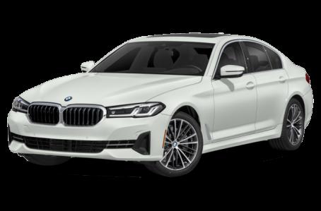 New 2021 BMW 540 Exterior