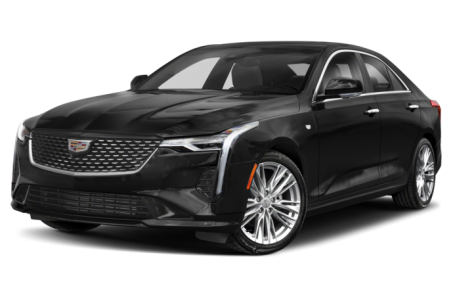 New 2021 Cadillac CT4 Exterior