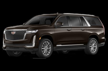 New 2021 Cadillac Escalade ESV Exterior