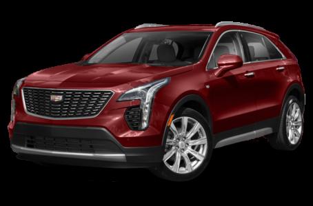 New 2021 Cadillac XT4