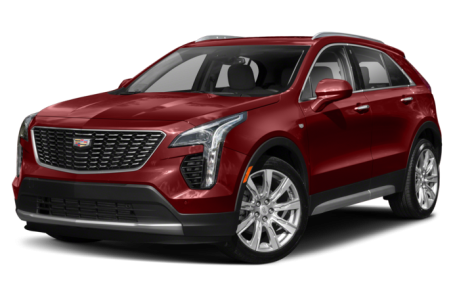 New 2021 Cadillac XT4 Exterior
