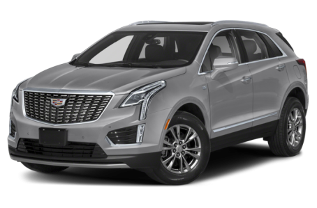 Picture of the 2021 Cadillac XT5