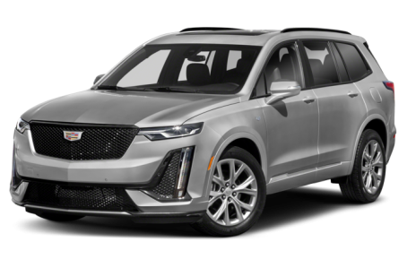 New 2021 Cadillac XT6 Exterior