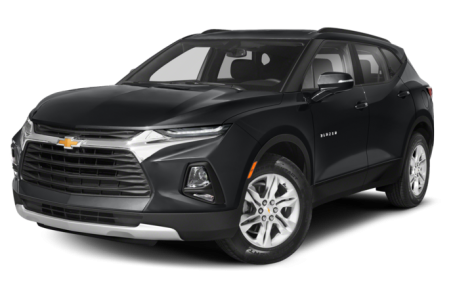 New 2021 Chevrolet Blazer Exterior