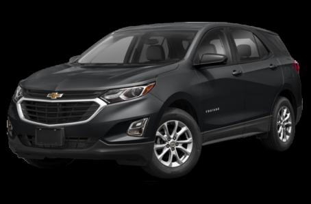New 2021 Chevrolet Equinox Exterior