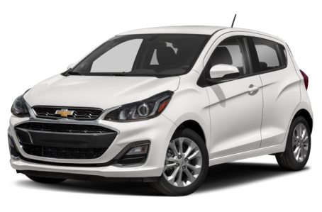 New 2021 Chevrolet Spark Exterior