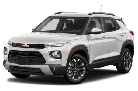 New 2021 Chevrolet TrailBlazer Exterior