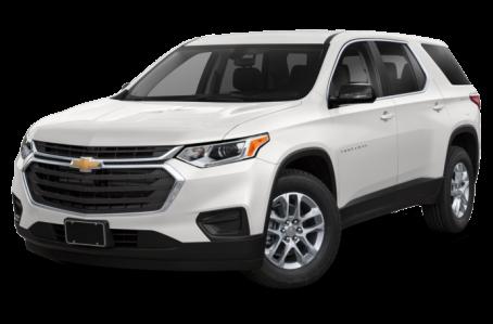 New 2021 Chevrolet Traverse Exterior