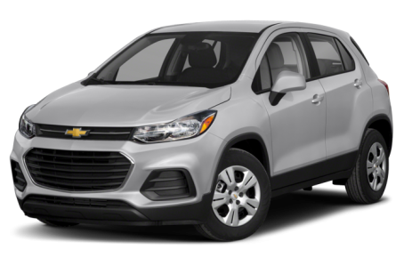 New 2021 Chevrolet Trax