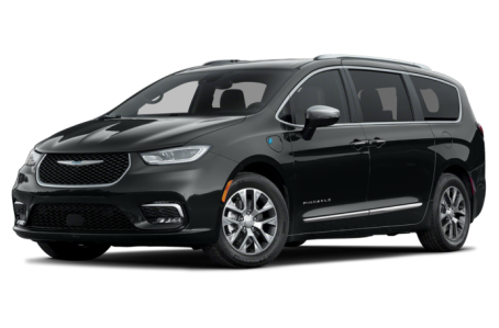 New 2021 Chrysler Pacifica Hybrid Exterior