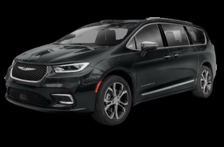 New 2021 Chrysler Pacifica Exterior
