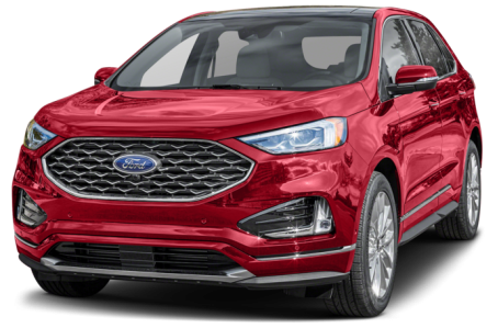New 2021 Ford Edge Exterior