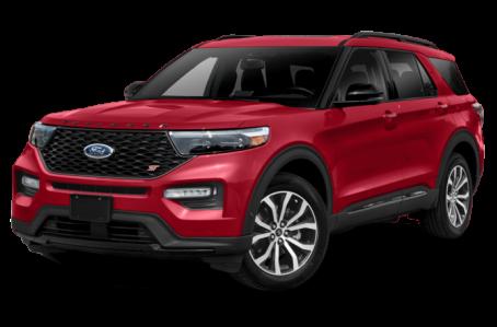 New 2021 Ford Explorer Exterior