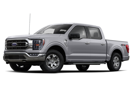 New 2021 Ford F-150 Exterior