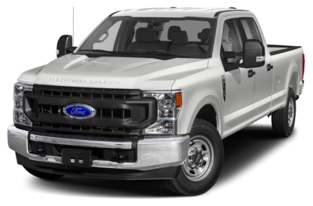 New 2021 Ford F-350 Exterior