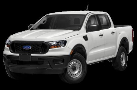 New 2021 Ford Ranger Exterior