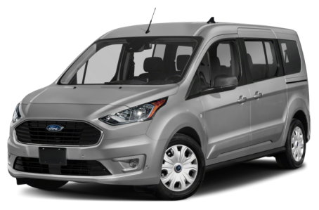 New 2021 Ford Transit Connect Exterior