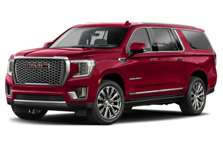 New 2021 GMC Yukon XL Exterior