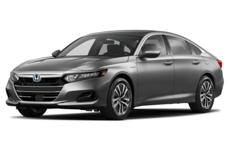 New 2021 Honda Accord Hybrid Exterior