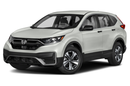 New 2021 Honda CR-V Exterior