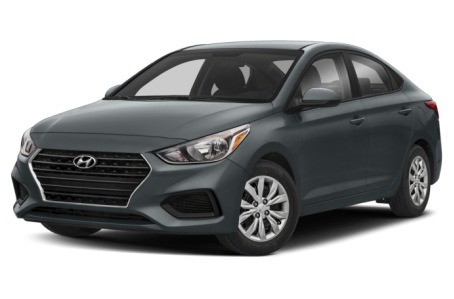 New 2021 Hyundai Accent Exterior