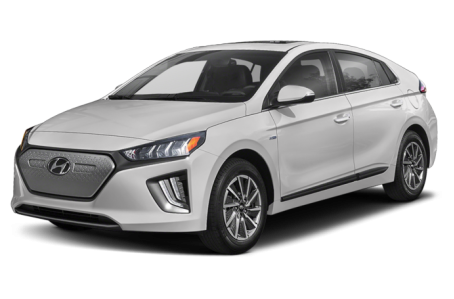 New 2021 Hyundai Ioniq EV Exterior