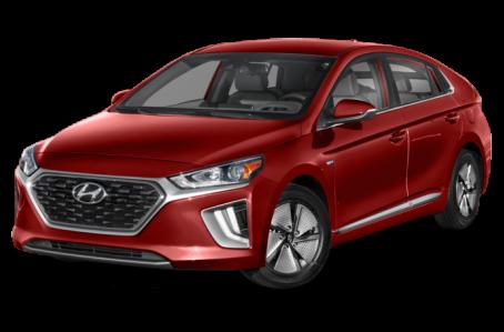 New 2021 Hyundai Ioniq Hybrid Exterior