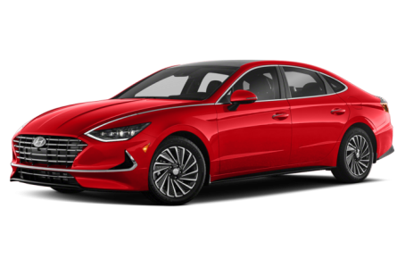 New 2021 Hyundai Sonata Hybrid Exterior