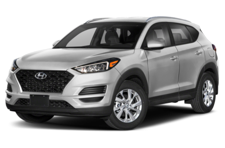 Picture of the 2021 Hyundai Tucson