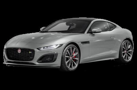 New 2021 Jaguar F-TYPE Exterior