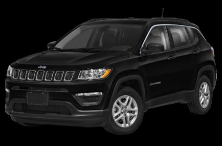 New 2021 Jeep Compass Exterior