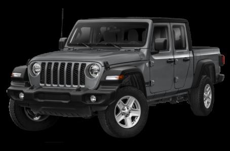 New 2021 Jeep Gladiator Exterior