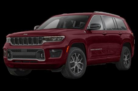 New 2021 Jeep Grand Cherokee L Exterior