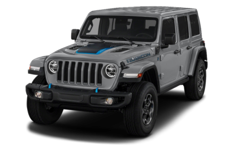 New 2021 Jeep Wrangler Unlimited 4xe Exterior
